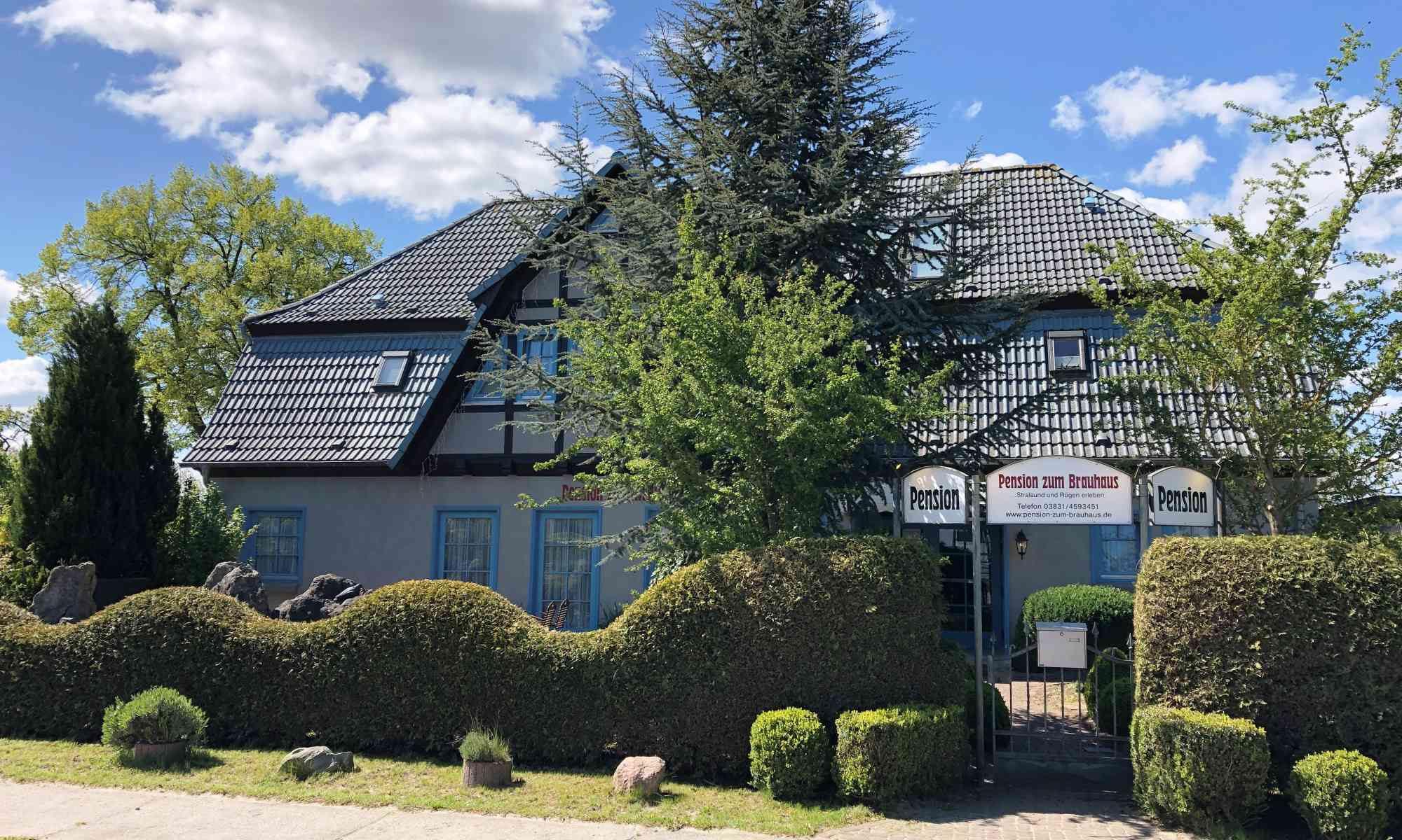 Pension zum Brauhaus Stralsund
